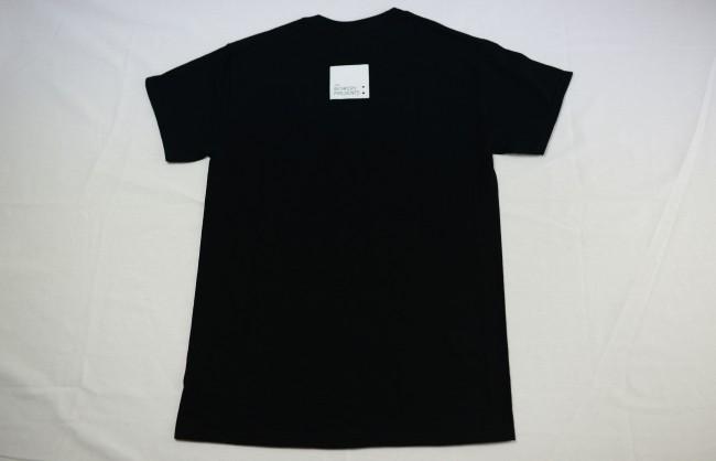 The bowery ballroom オリジナルTシャツ 黒
