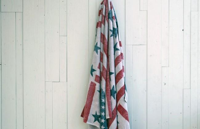 FRESCO TOWELS AMERICAN     KHAKISAND  30×56