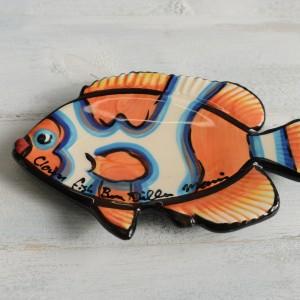 HAWAIAN REEF FISH DISH OV