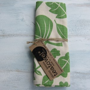 LEAVES TEA TOWEL PC